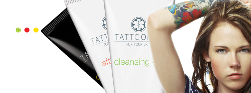 Kosmetyki do pielęgnacji tatuażu TattooMed