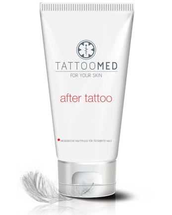 TattooMed after tattoo: krem do pielęgnacji skóry po tatuowaniu (100 ml)