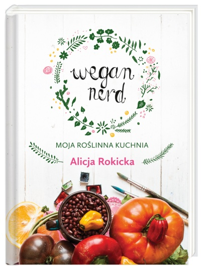Wegan Nerd książka