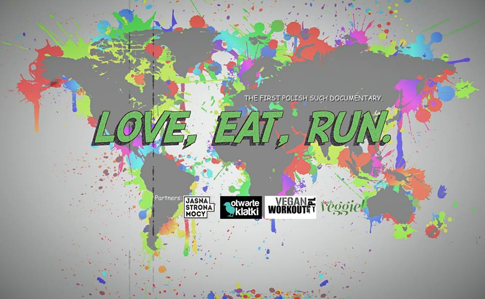 Love, Eat, Run film