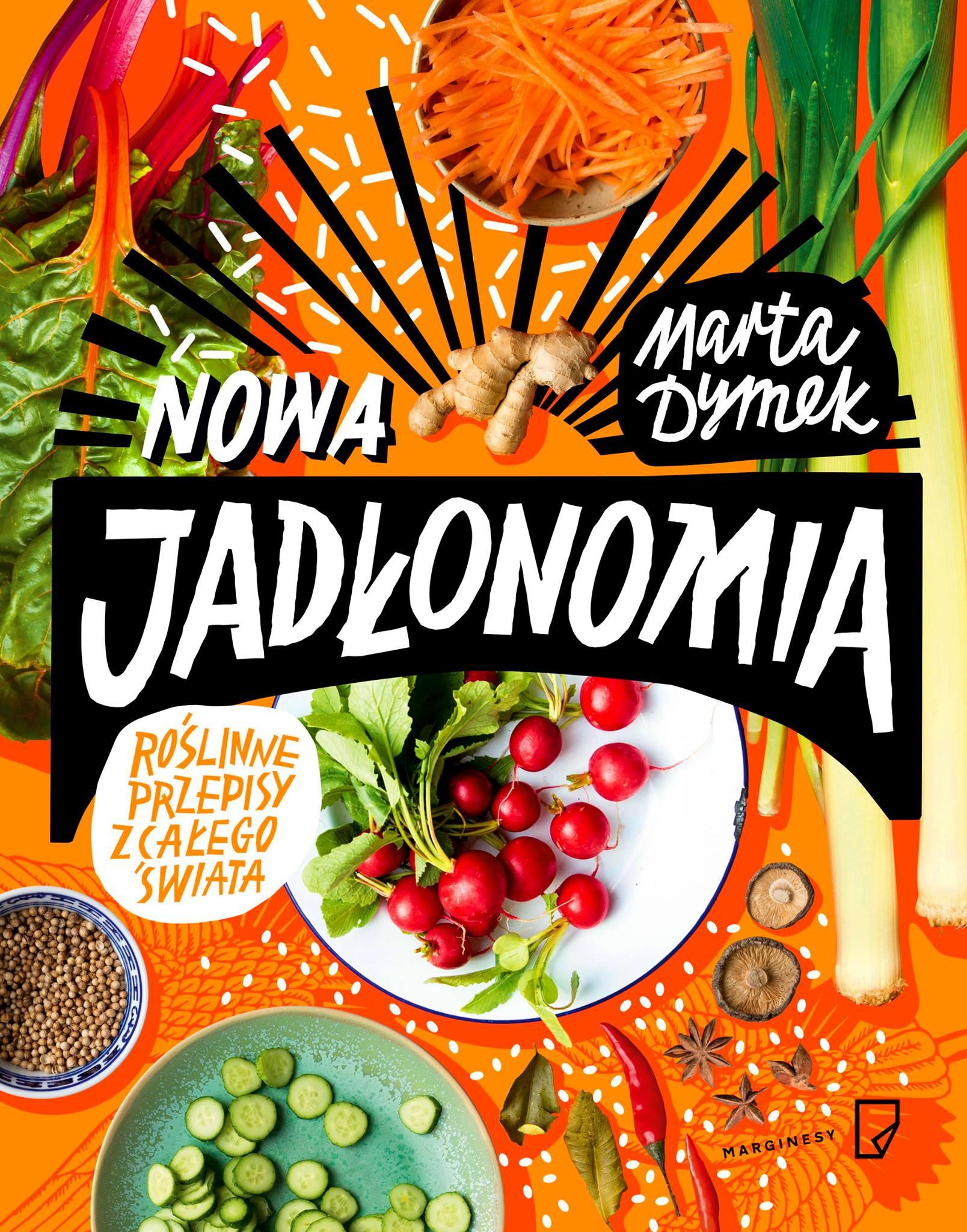 Nowa Jadłonomia - książka Marty Dymek